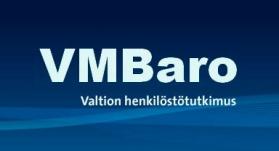VMBaro, Valtion henkilöstötutkimus.